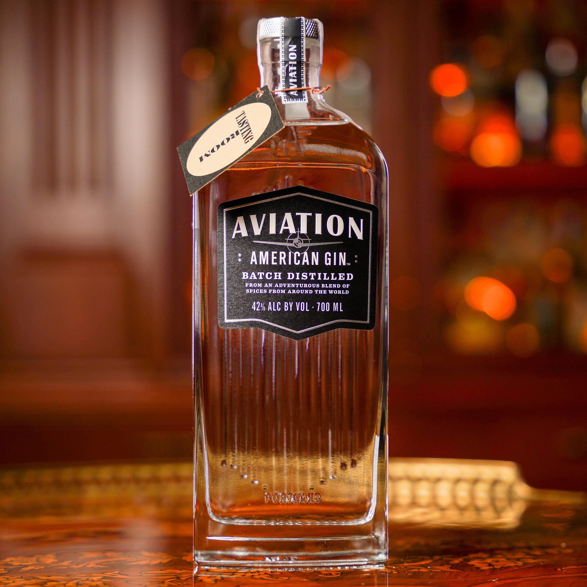 Aviation American Gin /Авиейшън Американ джин