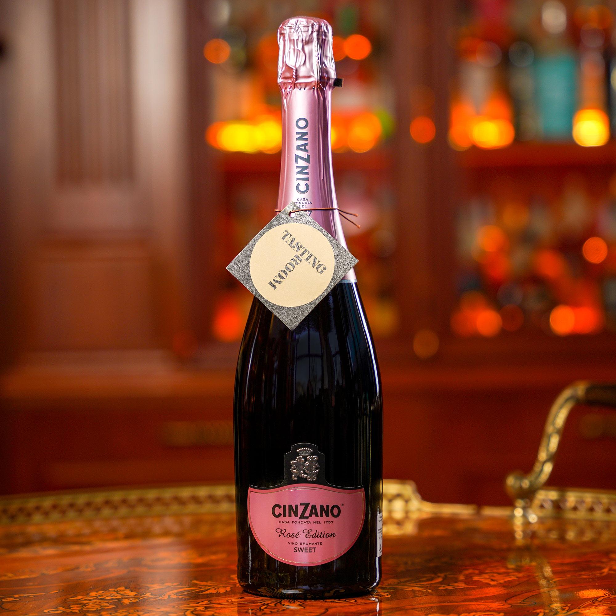 Cinzano Rose Edition / Чинцано или Чинзано Розе Едишън