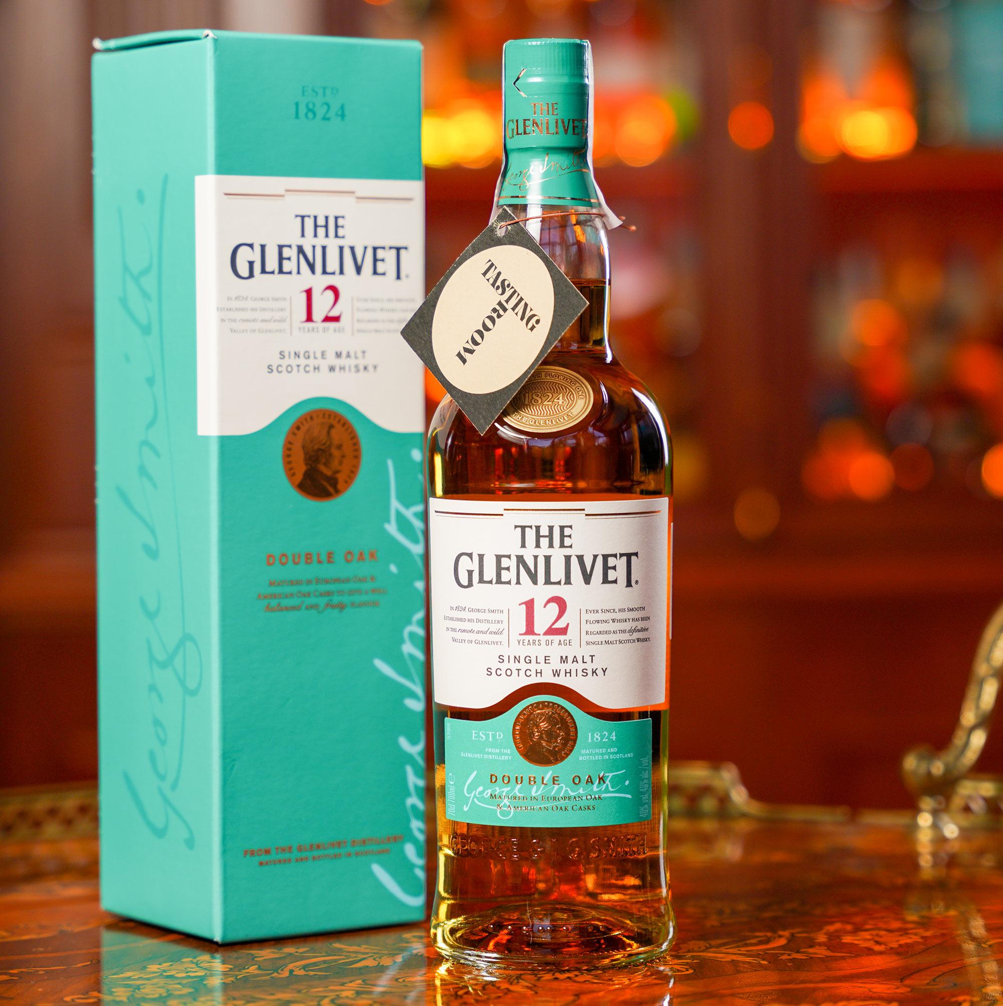 The Glenlivet 12 YO /Гленливет 12 годишно