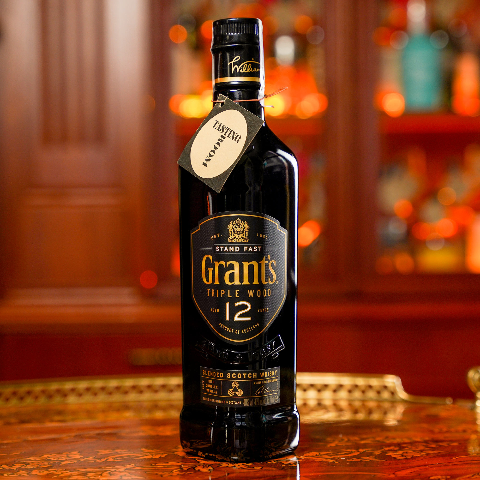 Grant's 12 YO /Грантс 12 годишно