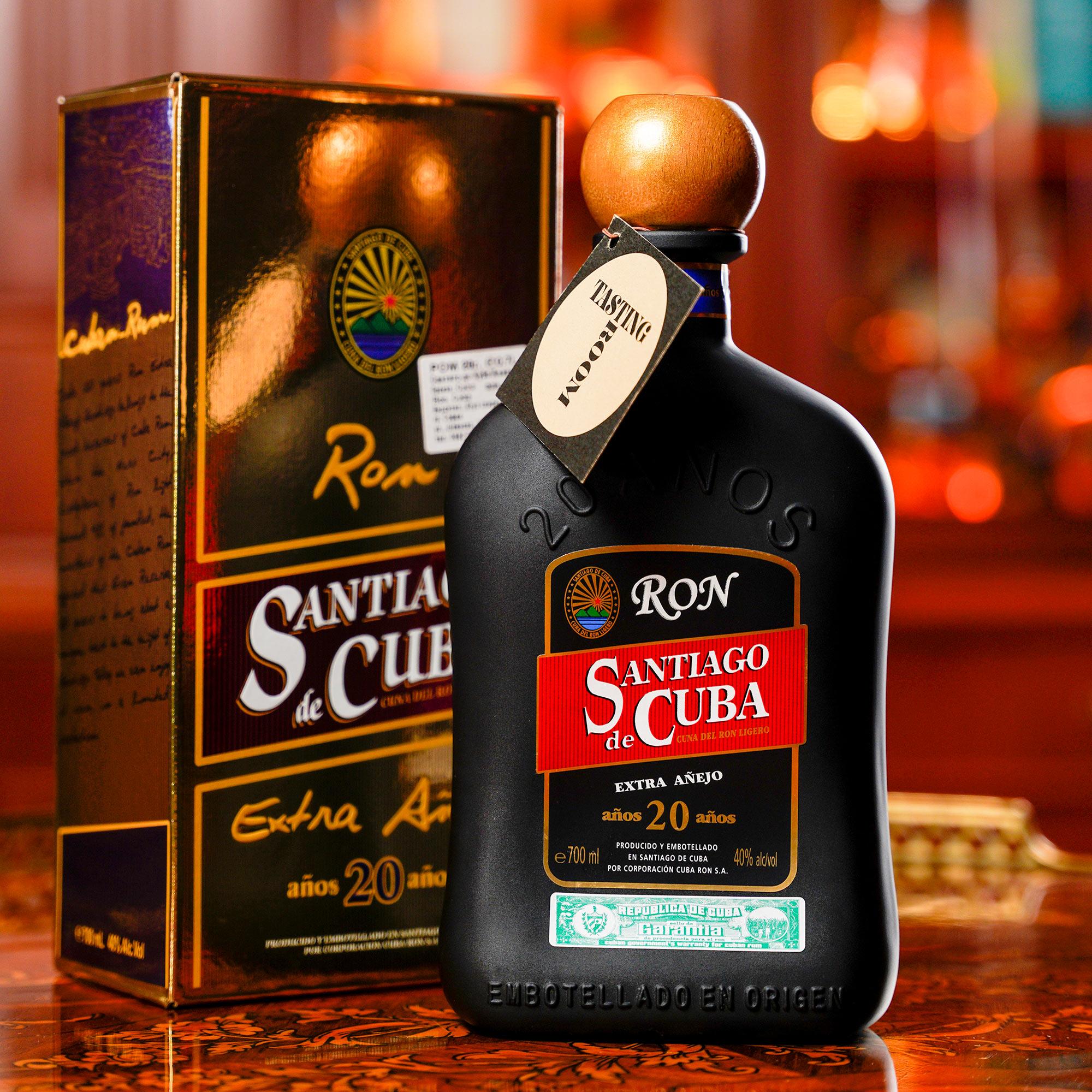 Santiago de Cuba 20 YO /Сантяго Де Куба 20 годишен