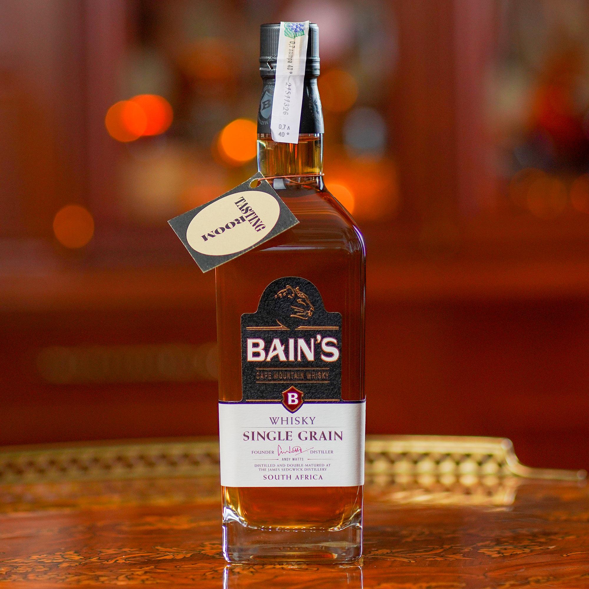 Bain's Cape Mountain Whisky/Бейнс Кейп Маунтин Уиски