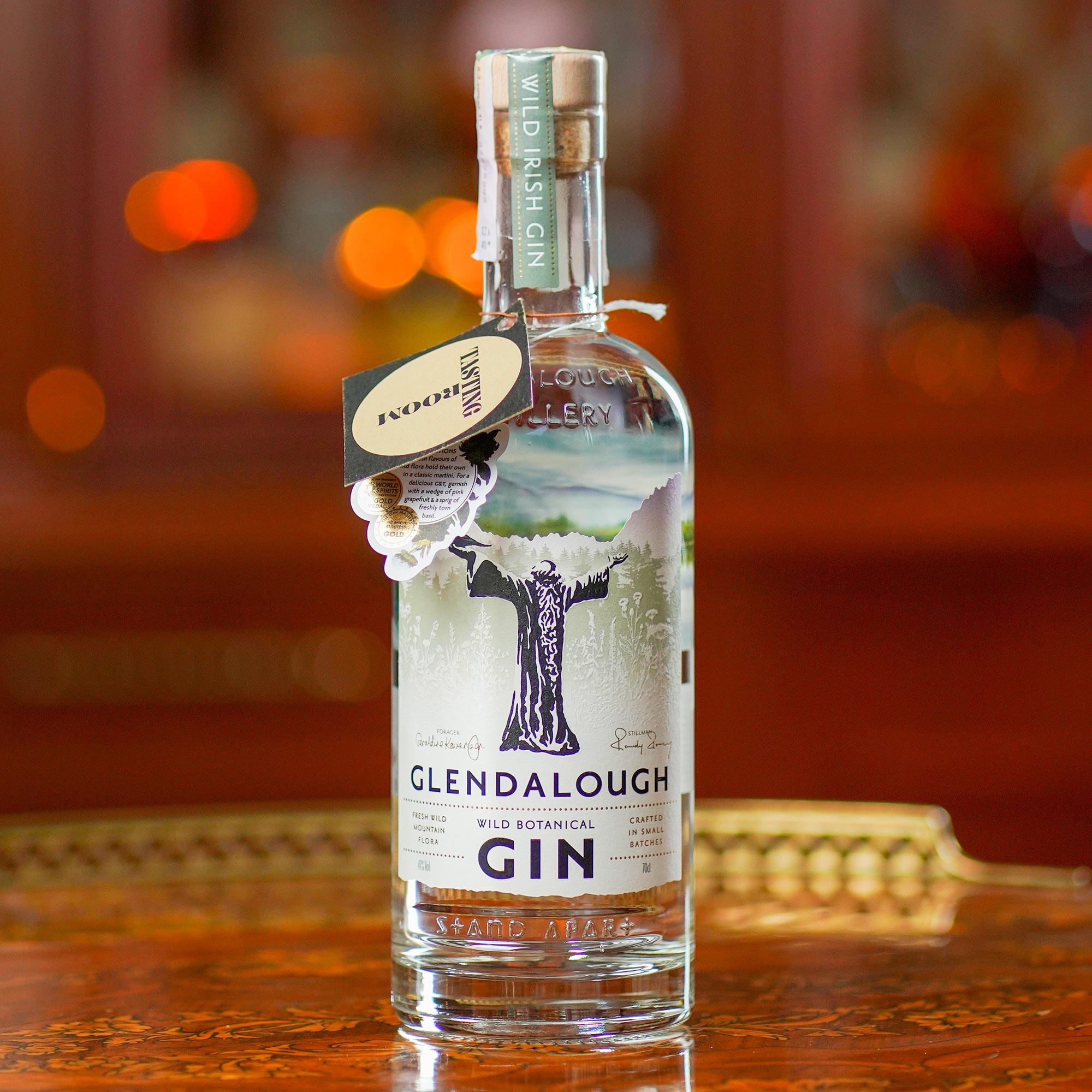 Glendalough Wild Botanical Gin /Глендалок Уайлд Ботаникал Джин