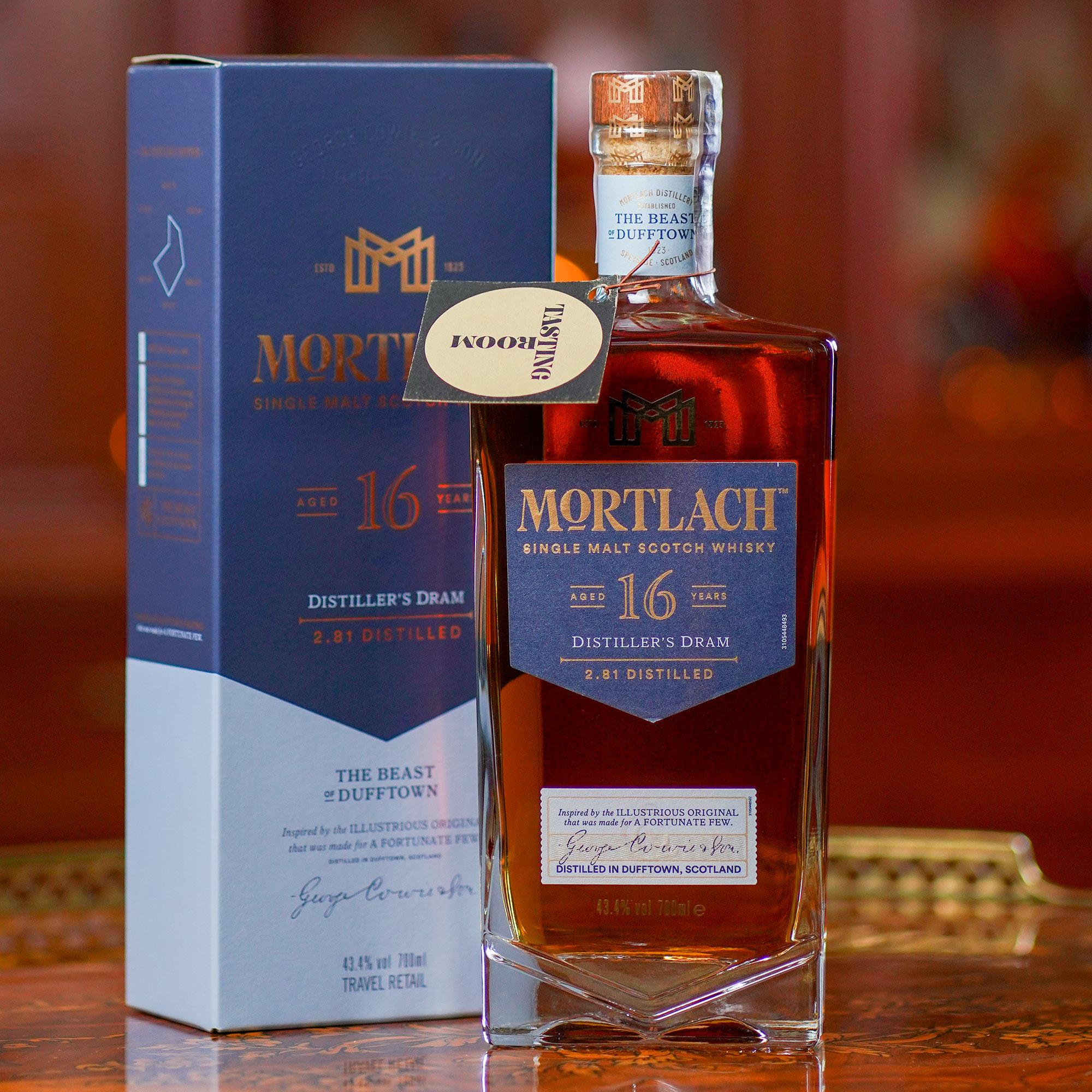 Mortlach 16 YO /Мортлах 16 годишен