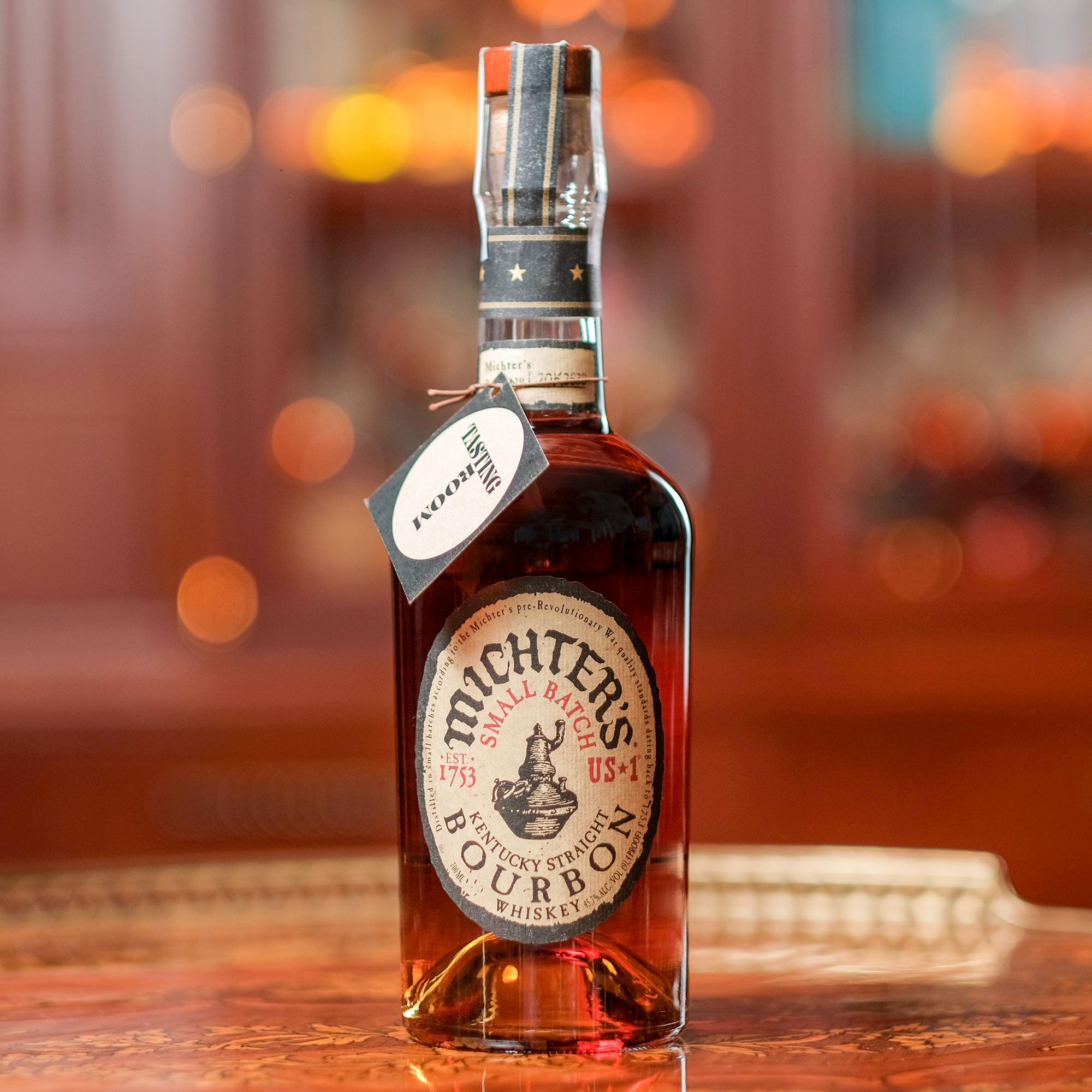 Michter's Bourbon Whiskey /Мичтърс Бърбън Уиски