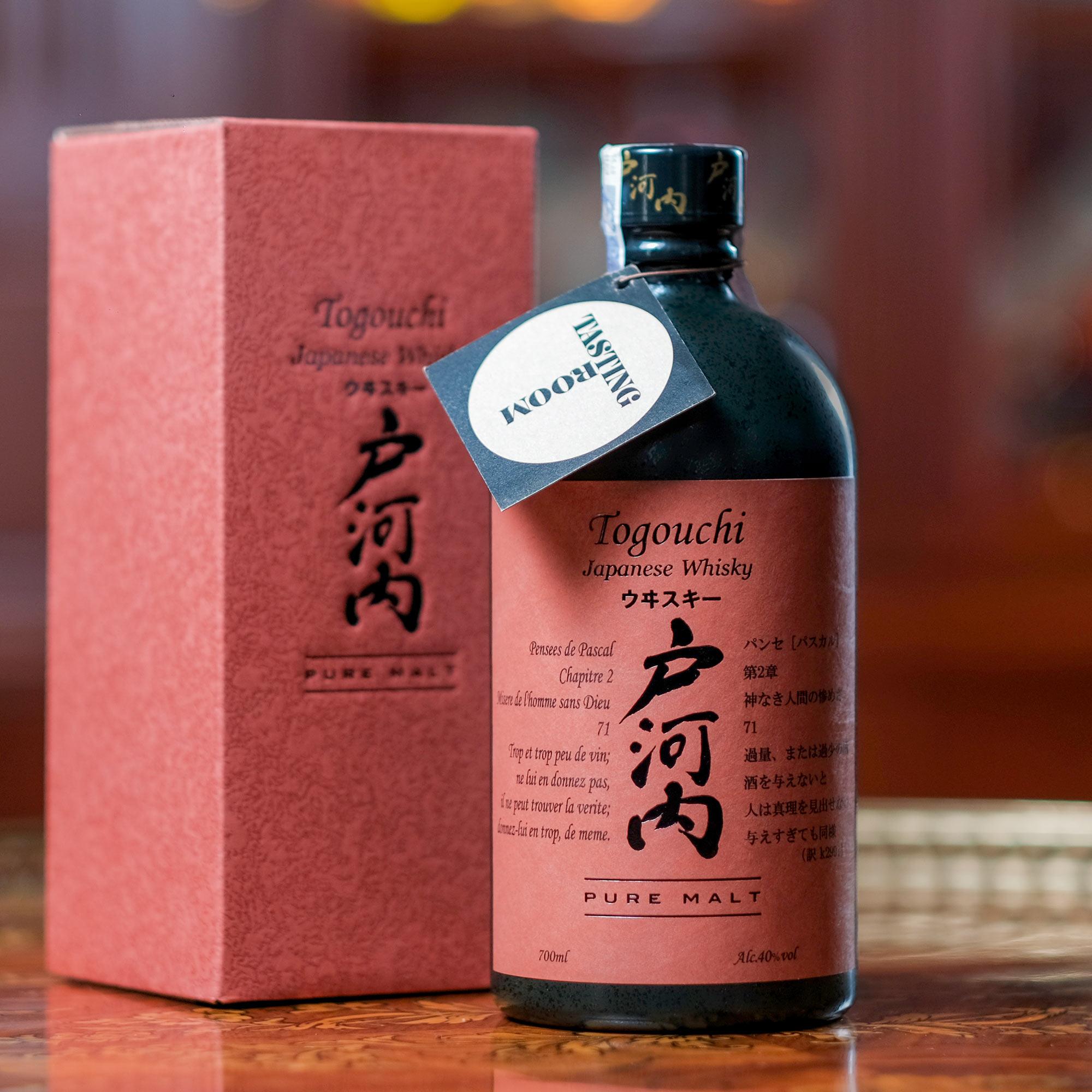 Togouchi Pure Malt /Тогучи Пюр Малц