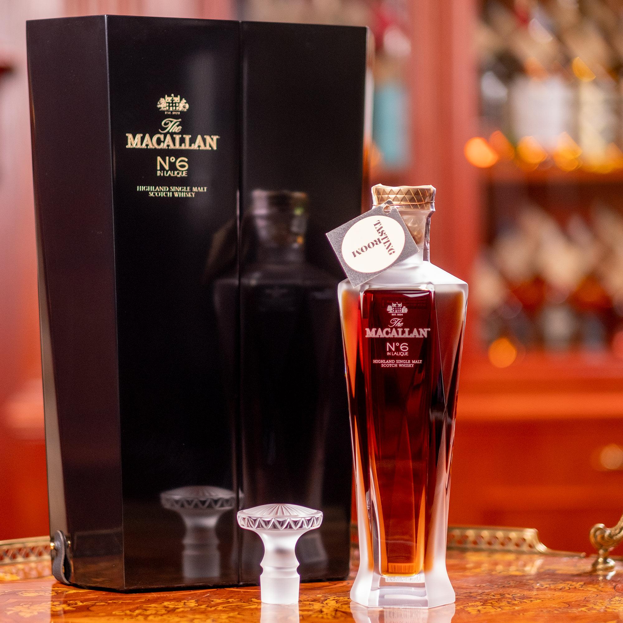 The Macallan Number 6 Decanter /Макалан Номер 6 Декантер